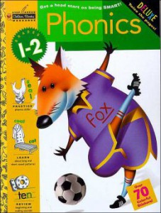 Phonics goldenbook workbook