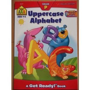 Mum's 64P Uppercase Alphabet p