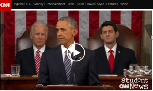 cnnstudentnews-obama state of the union