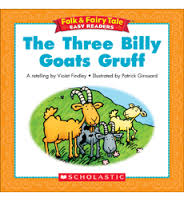 three billy goat gruff