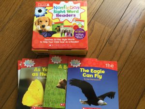 scholastic non fiction SWR