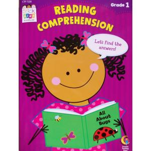 reading comprehention gr1 workbook