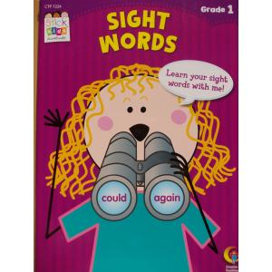 sight word search gr1 workbook