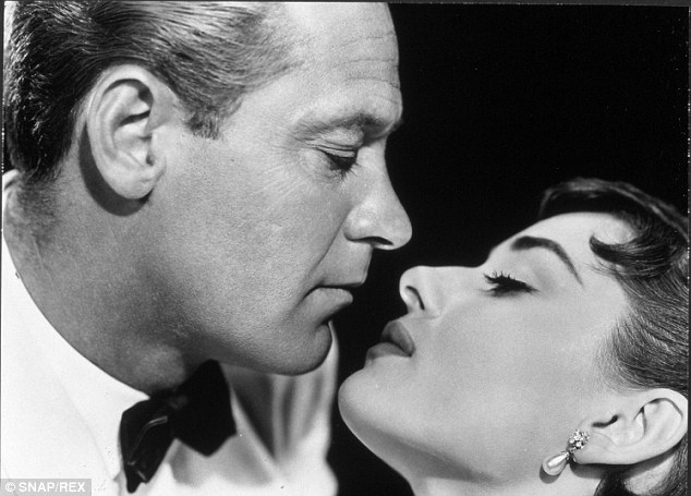 william holden and audrey