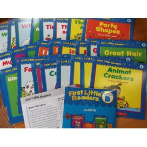 scholastic first little reader B inside